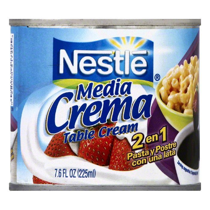 Nestle Table Cream, 7.6 OZ (Pack of 24)