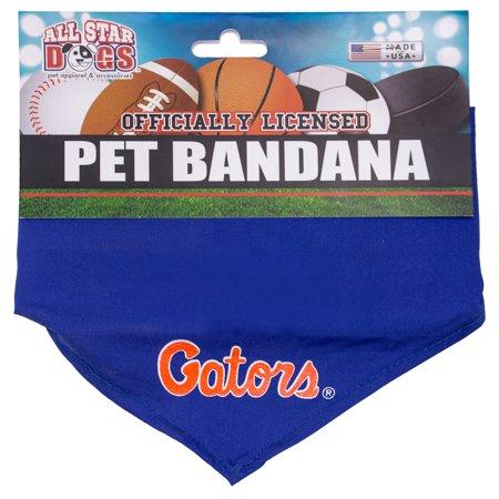 Florida Gators Dog Bandana