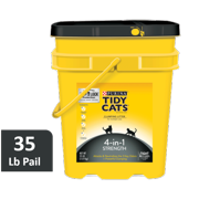 Purina Tidy Cats 4-in-1 Strength Clumping Cat Litter (Multiple Sizes)