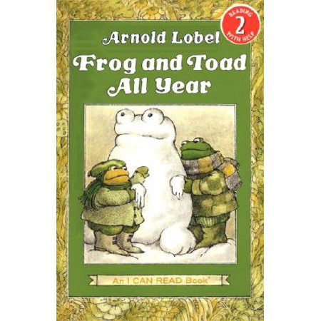 Frog and Toad All Year (Paperback) (Frog And Toad Together Guided Reading Level)