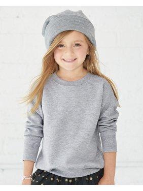 Rabbit Skins - Toddler Fleece Crewnneck Sweatshirt
