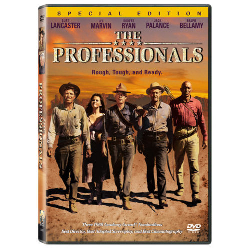 The Professionals (Special Edition) (Anamorphic Widescreen)