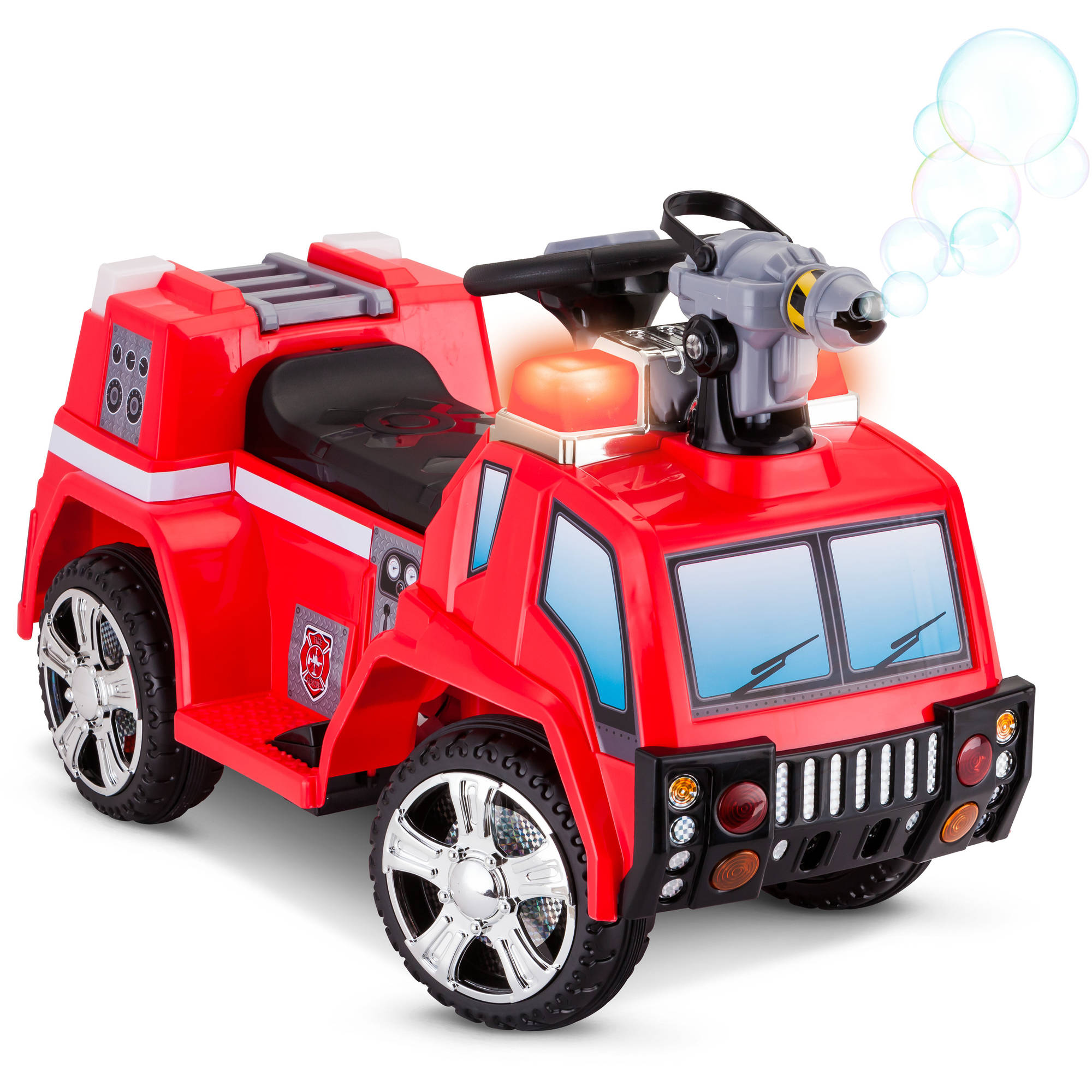 WALL charge AC adapter for KT1233WM KID TRAX Fire Rescue QUAD ride on BUBBLE GUN
