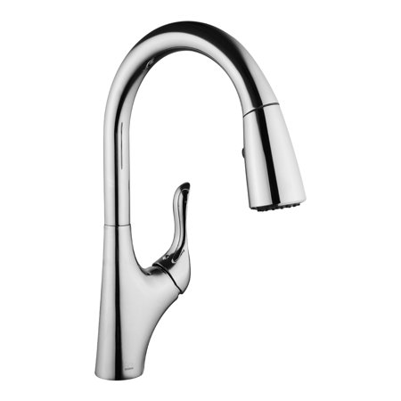 Keewi Kitchen Faucet with Pull Down Sprayer, Single Handle ...