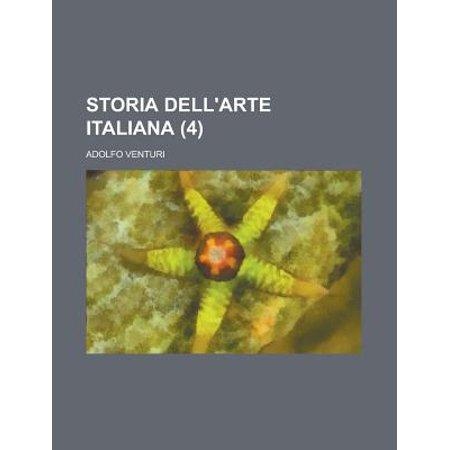 Storia dell 39 arte italiana 4 for Adorno storia dell arte