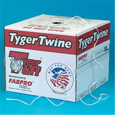 8,500' - 145 lb. Tensile Strength Polypropylene Tying Twine - 8 [PRICE is per (Polypropylene Twine)