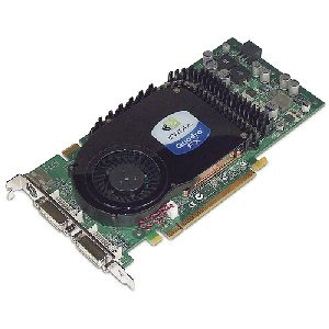 Quadro FX 3450 Graphics Controller