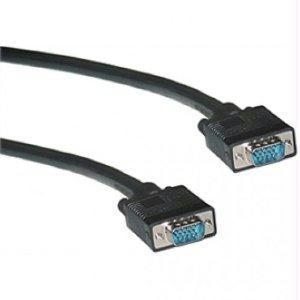 Siig, Inc. Premium Shielded Male To Male Svga Cable For Monitor, Video Splitter, Kvm Switch