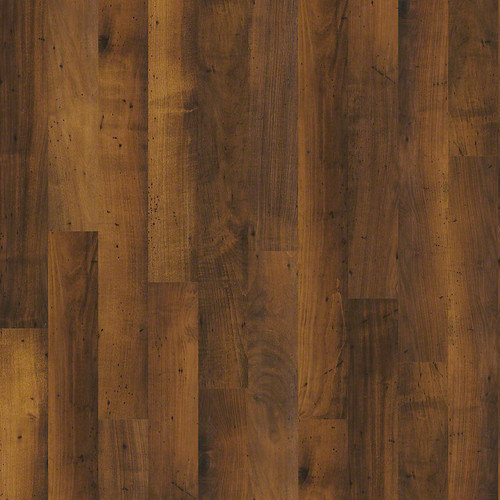 Shaw Floors Left Bank 5'' x 48'' x 7.94mm Maple Laminate in Boulevard Maple