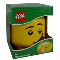 LEGO Storage Head Large Silly in Green Box