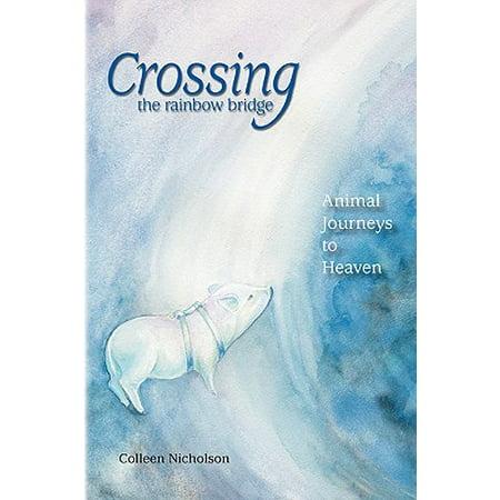 Crossing the Rainbow Bridge : Animal Journeys to (The New Rainbow Bridge Poem For Dogs)