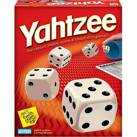 Hasbro Yahtzee ® Game - Ages 8+