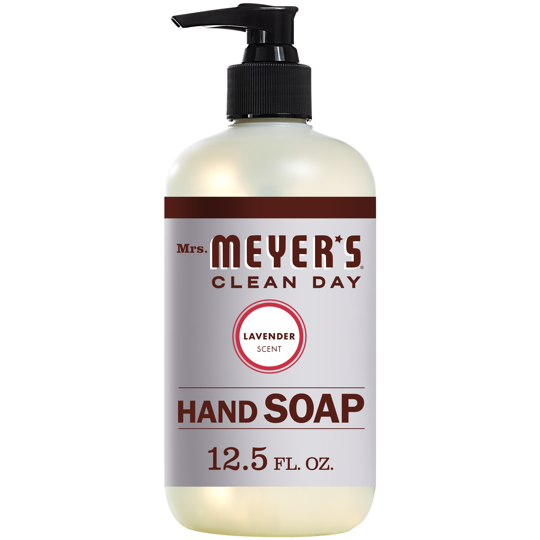 Mrs. Meyer's Clean Day Liquid Hand Soap, Lavender, 12.5 fl oz