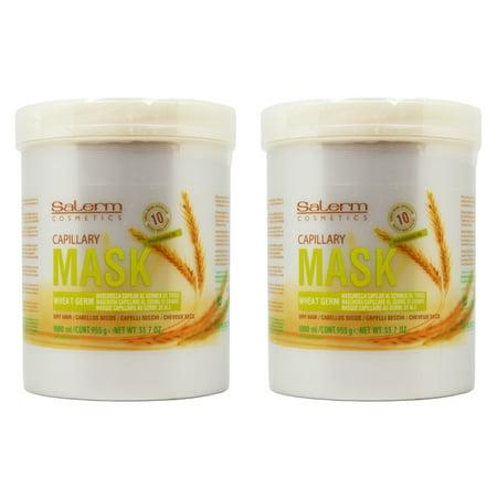 Salerm Wheat Germ Mask (Mascarilla Capilar) 33.7oz