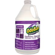 OdoBan Professional Series Deodorizer Disinfectant, 1gal Bottle, Lavender Scent, 4/CT