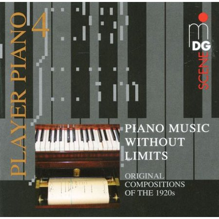 Piano Music Without Limits: Original Compositions