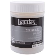 Liquitex String Gel Medium: 8 oz