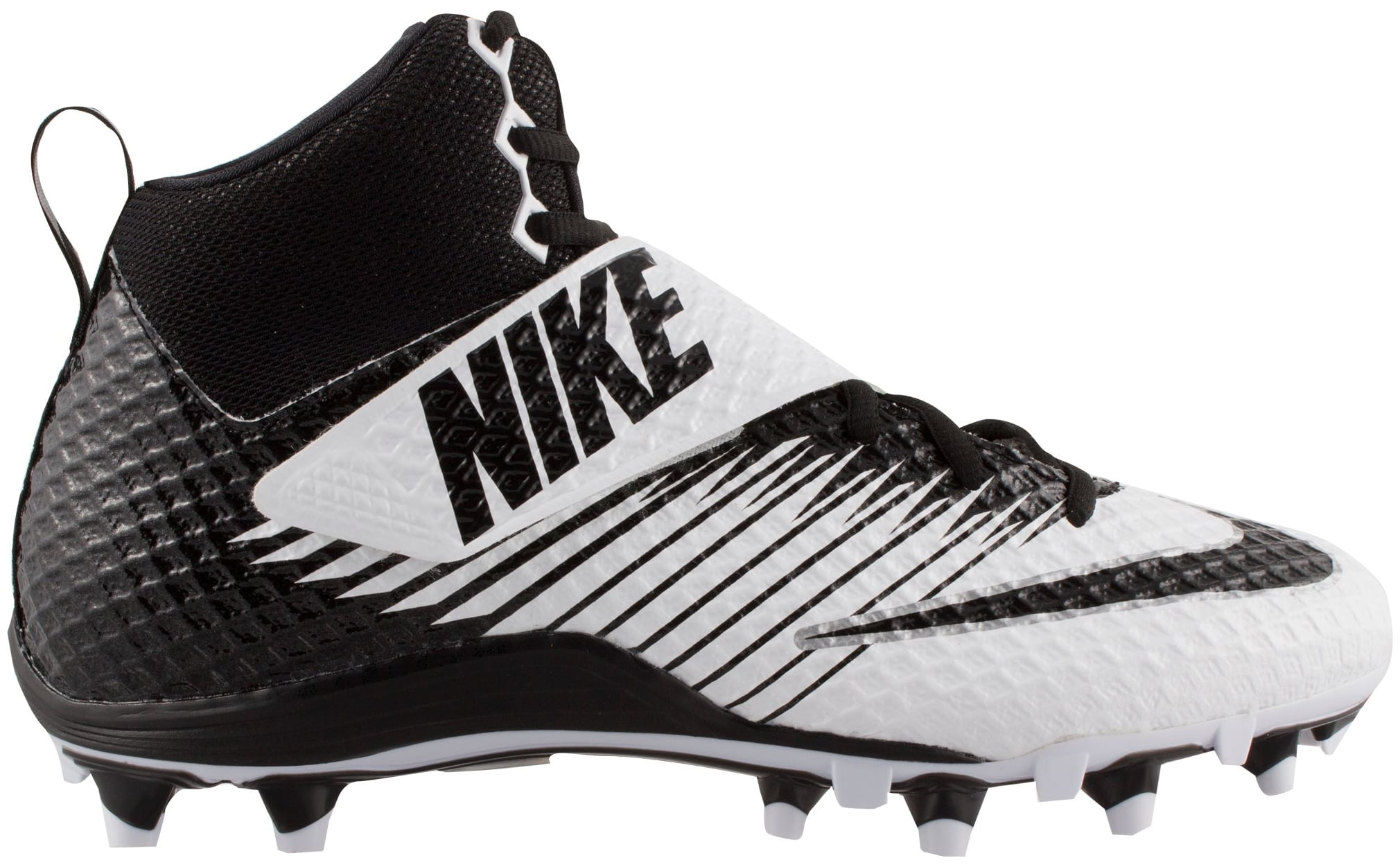 f9aae0d1a162c ... uk nike mens lunarbeast pro td mid football cleats white black 9.5  cdf50 c9320