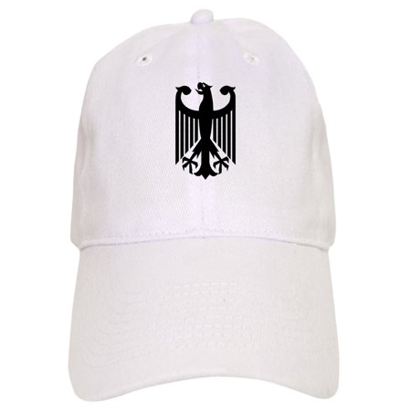 f97226ac61c CafePress - German Eagle - Printed Adjustable Baseball Cap - Walmart.com