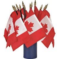 FLAG CANADA REPL NYLON 4X6IN