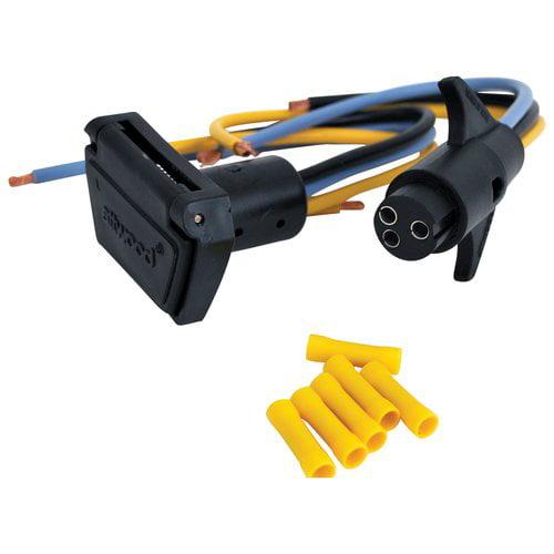 Heavy Duty 12 Volt Connectors : Attwood trolling motor connectors kit heavy duty v