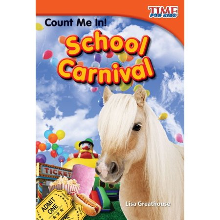 Count Me In! School Carnival - eBook - School Carnival Ideas
