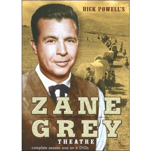 Zane Grey Theatre: Western Anthology - Complete Season One (Full Frame)