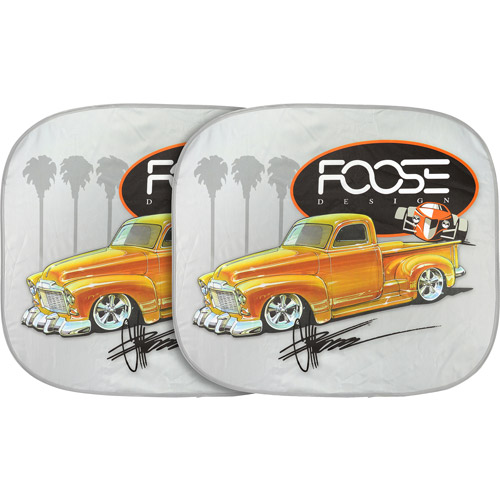 Bell Foose Jumbo Twist Sun Shade, Butterscorched