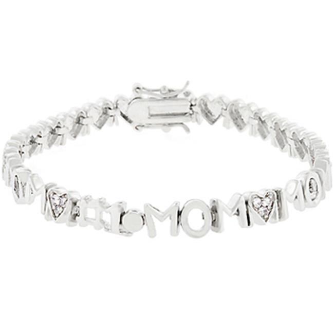 Kate Bissett B01208R-C01 Moms Day Charm Bracelet