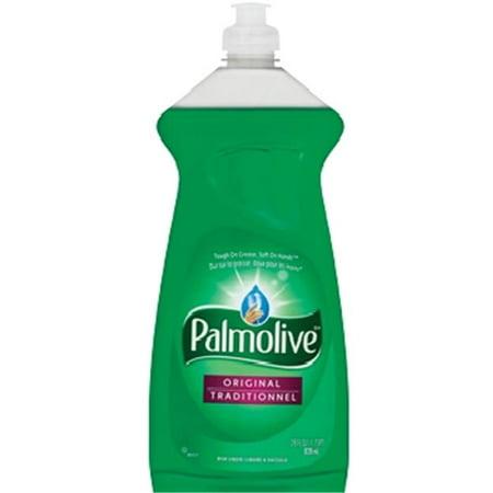(Colgate 146303 CPC 28 oz Palmolive Original Regular Dishwashing Liquid, Case of 9)