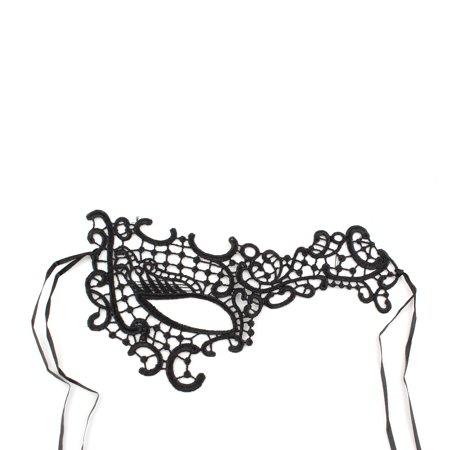 Women Girls Sexy Lace Queen Venetian Masquerade Eye Mask for Ball Prom Fancy Dress Party Favors