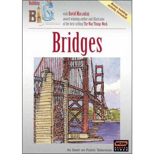 Building Big: Bridges (Widescreen)
