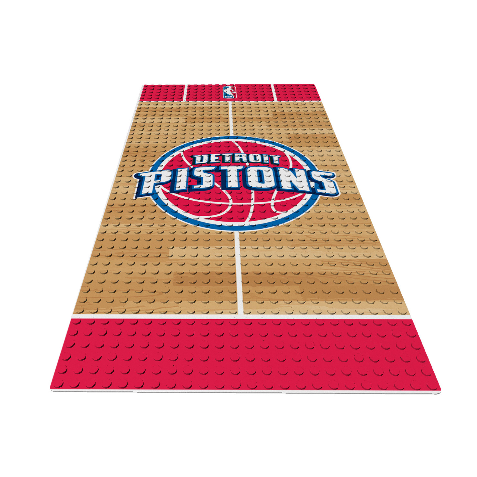 Detroit Pistons OYO Sports Display Plate - No Size
