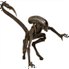 "NECA Aliens - 7"" Series 3 Dog Alien Action Figure"