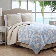 American Home Fashion Coastal 4 Piece Comforter Set