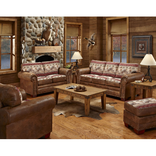 American Furniture Classics Deer Valley 4-Piece Set