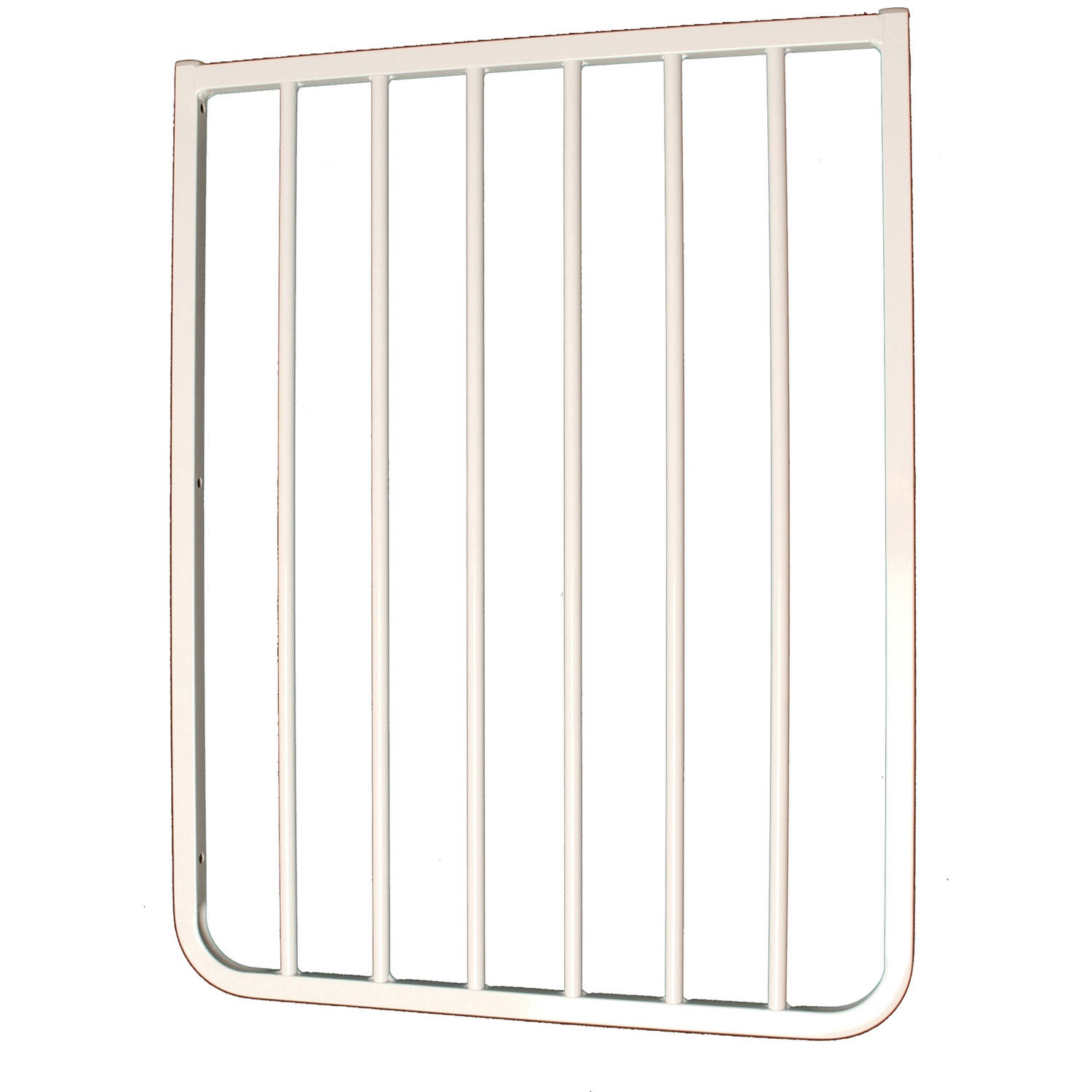 """Cardinal Gates 21.75"""" Extension for SS-30 or MG-15, White by Cardinal Gates"""