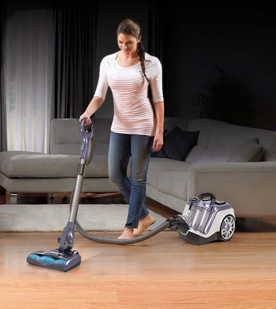 Shark Rotator NR96 Powered Lift-Away 2-in-1 Canister Lightweight Vacuum Cleaner - image 4 de 5