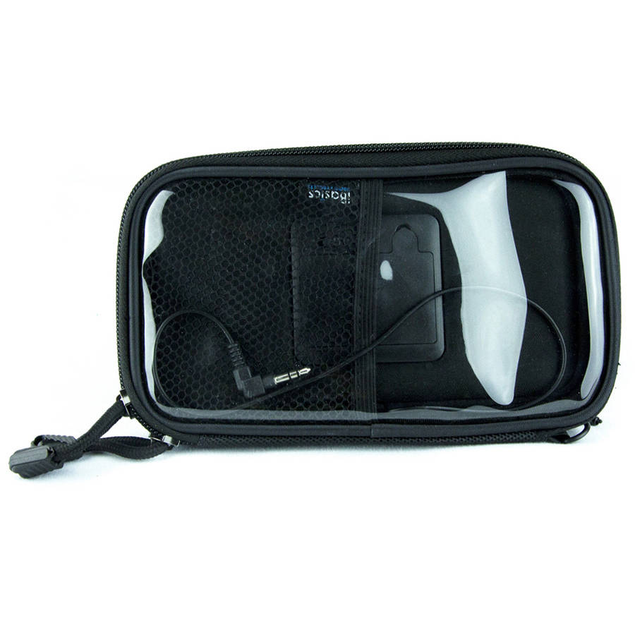 iBasics Touch-Sensitive Smartphone Speaker Carry Pouch