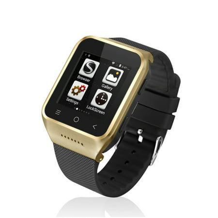 UFHTech S8 Bluetooth Smart Watch Touch Screen Smartwatch Android 4 4 Wifi  GPS SIM Card Smart Watch