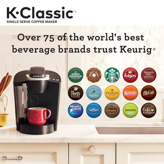 Keurig K50 K Classic Single Serve Rhubarb K Cup Pod Coffee Maker 1