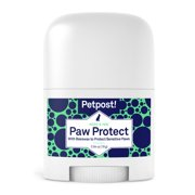Petpost | Paw Protection for Dogs - Organic Sunflower Oil and Beeswax Balm for Hot Pavement - Wax Coats Dog Feet to Prevent Burns from Heat & Cold
