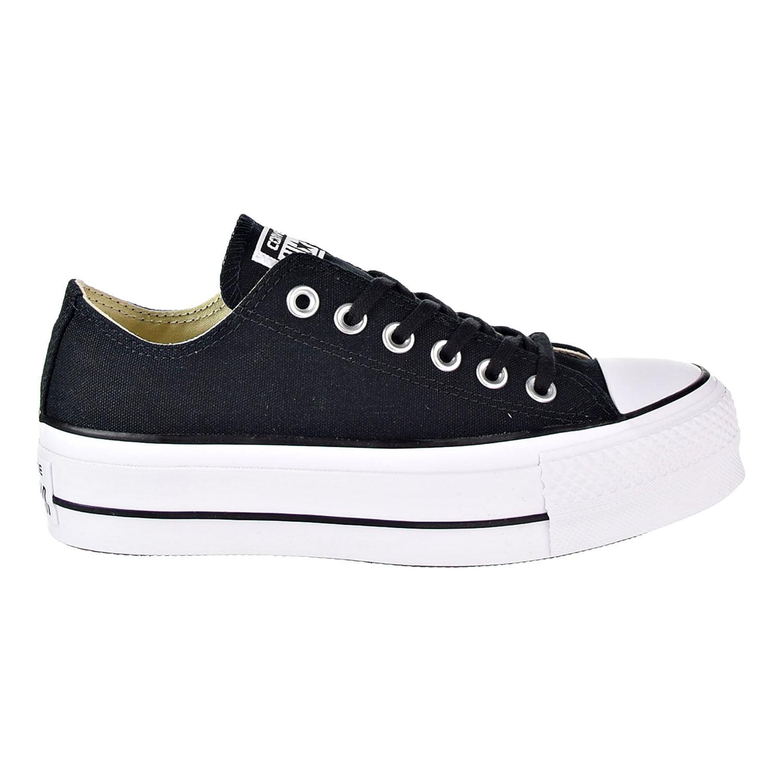 Converse Chuck Taylor All Star Lift Ox Women's Shoes Black/White 560250c