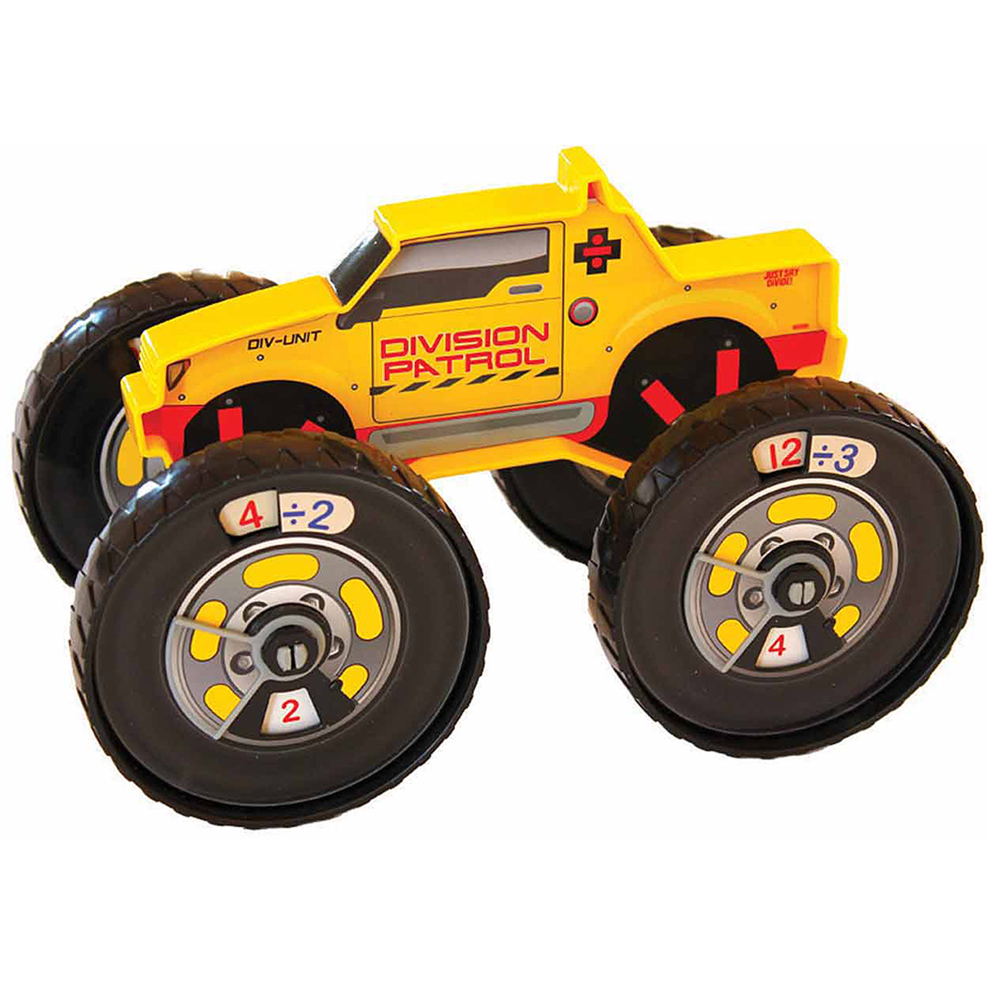 Junior Learning Division Patrol, A Hands-On Toy for Teaching Division