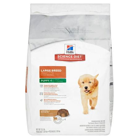 Science Diet Large Breed Dog Food Ingredients
