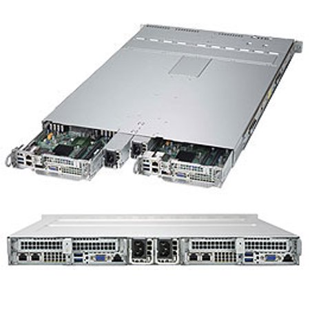 Supermicro SYS-1029TP-DC1R TwinPro 1U Server, for Mission-critical Applications, High Availability Storage Appliance Platform (Supermicro Magna)