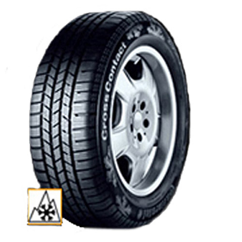 Continental Conti 4x4 WinterContact Tire 235/60R18XL 107H BW