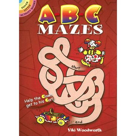A-B-C Mazes - United Art And Education Coupon