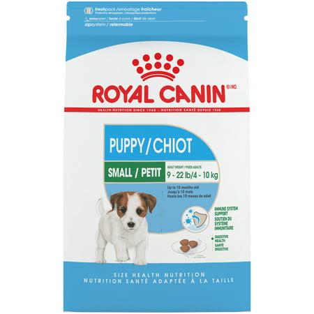 Royal Canin Mini Breed Puppy Dry Dog Food, 13 lb -
