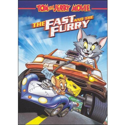 Tom And Jerry: The Fast And The Furry (Full Frame)